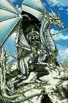 Дракон голем